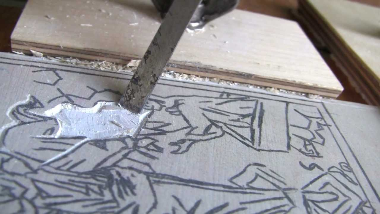 Orthodox Icon Carving