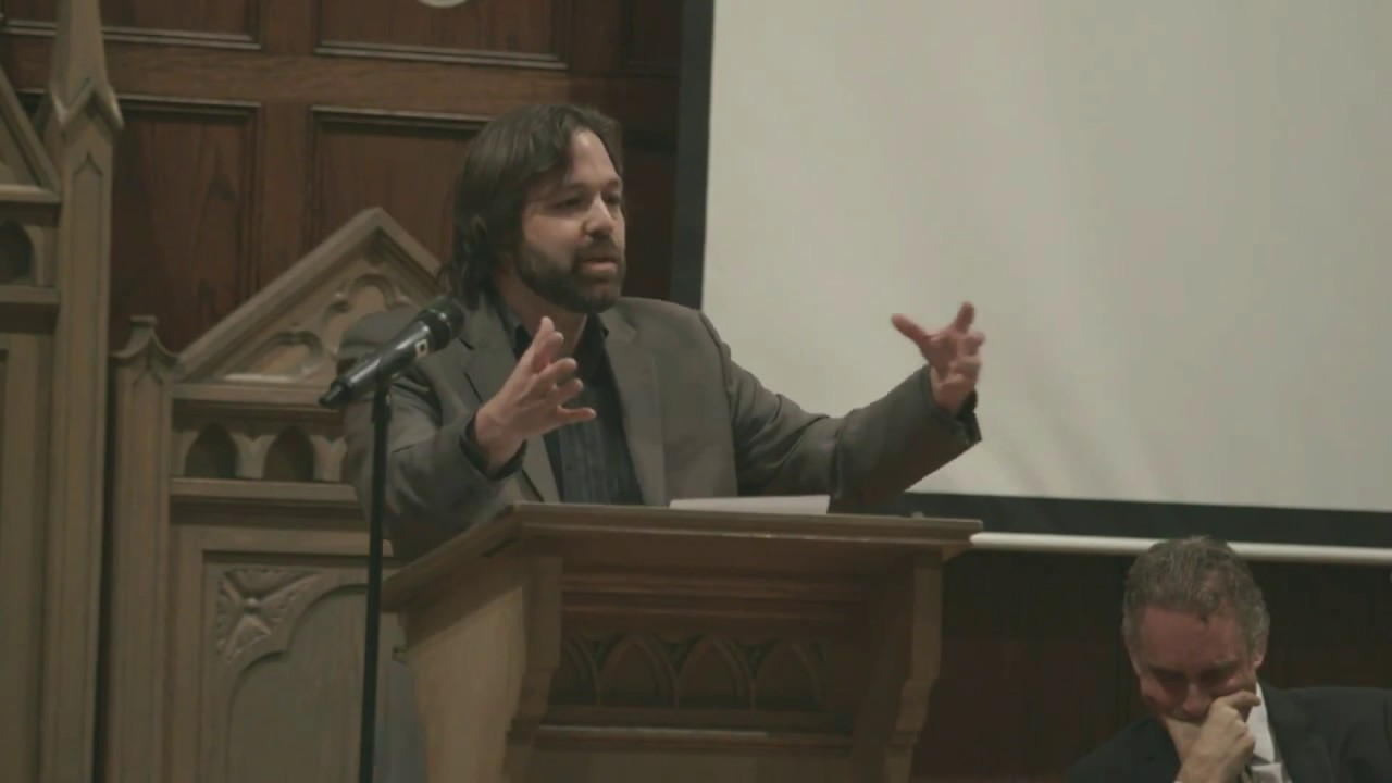2- Jonathan Pageau at Resurrection of Logos in Toronto, March 2017