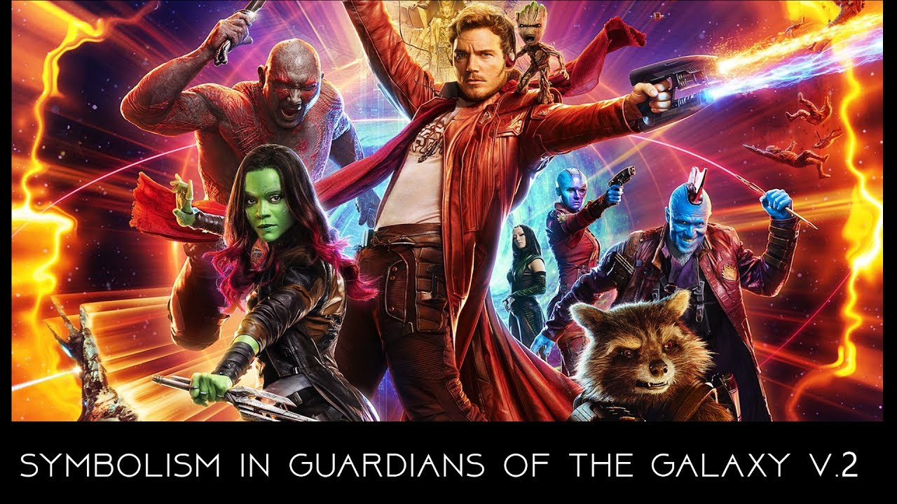 Symbolism in Guardians of The Galaxy v.2 | Pathological Identity