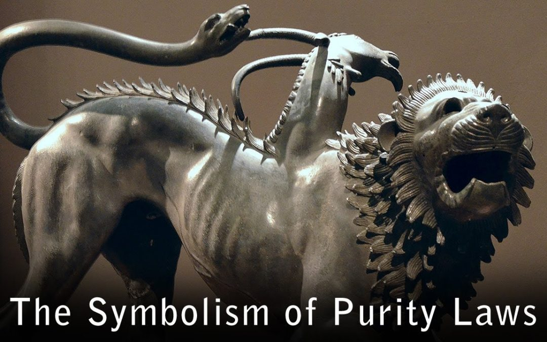 Mixing Linen and Wool — The Deep Symbolic Meaning of Purity Laws in The Bible