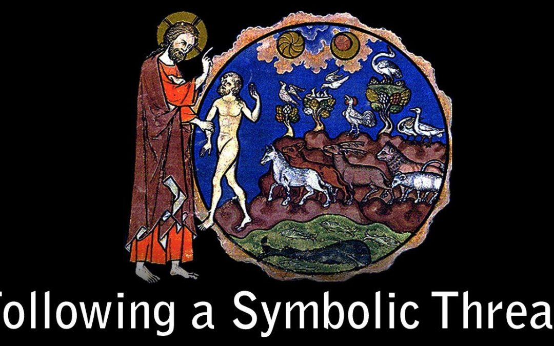 Following a Symbolic Thread | Heaven and Earth From Genesis to Christ