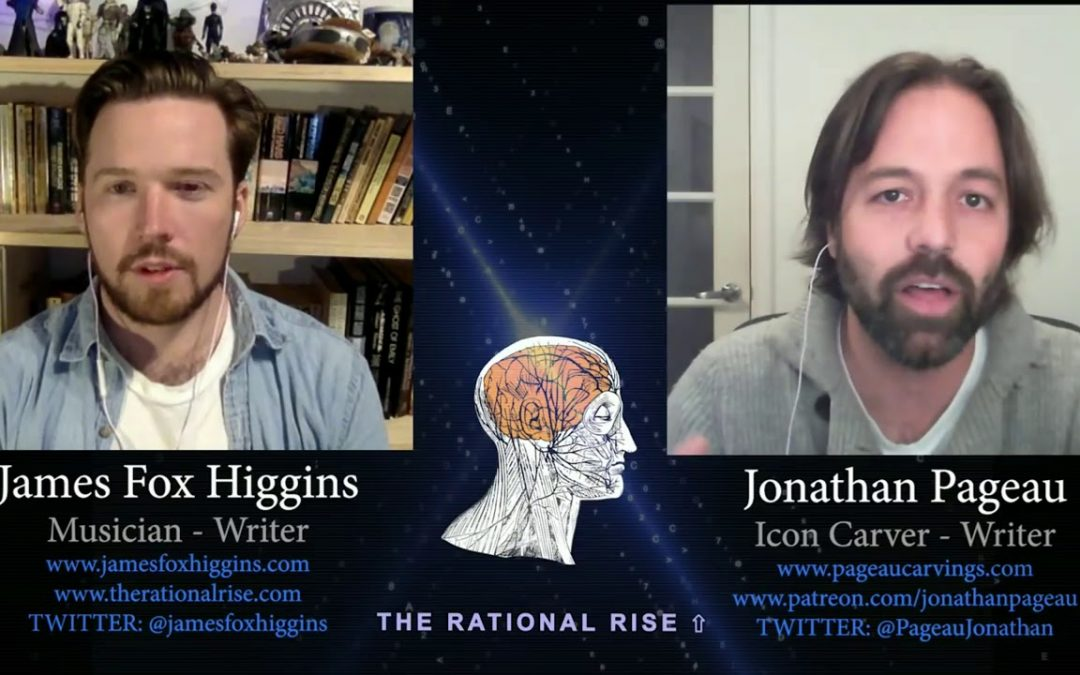 How a Christian can say God does not exist | with James Fox Higgins