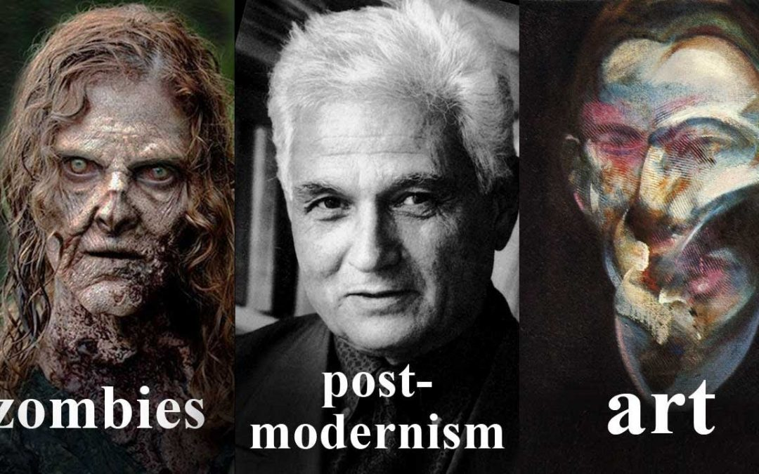 Zombies, Postmodernism and Art | Furman University Talk