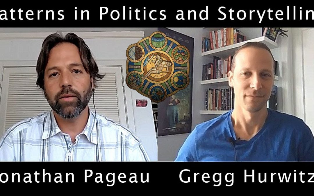 Patterns in Politics and Storytelling   with Gregg Hurwitz