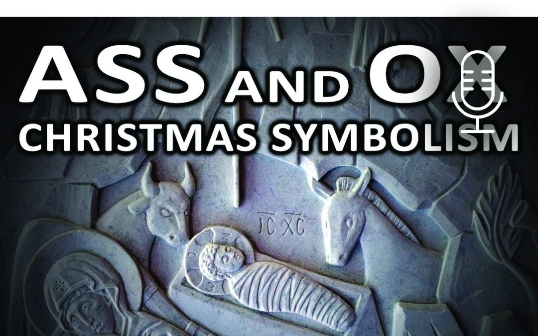 The Symbolism of Christmas – The Ass and the Ox