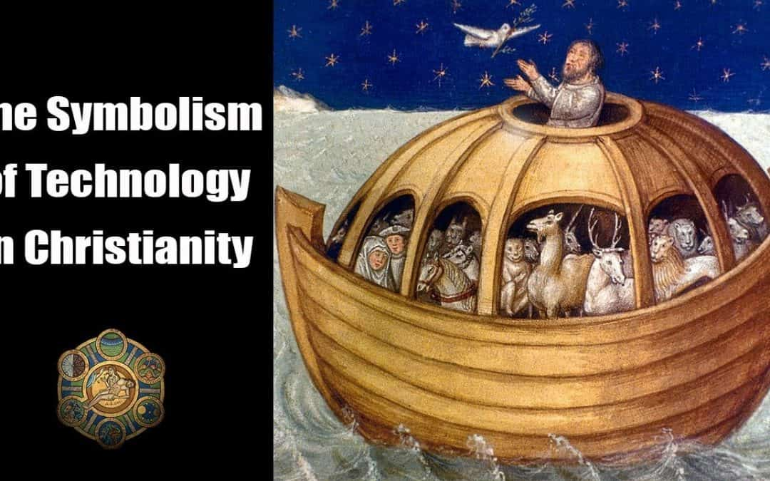The Symbolism of Technology in Christianity | From January Q&A