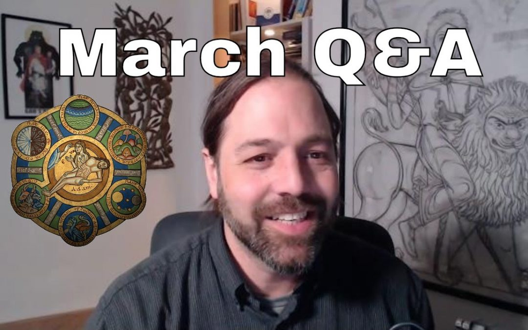 March Q&A, 2019