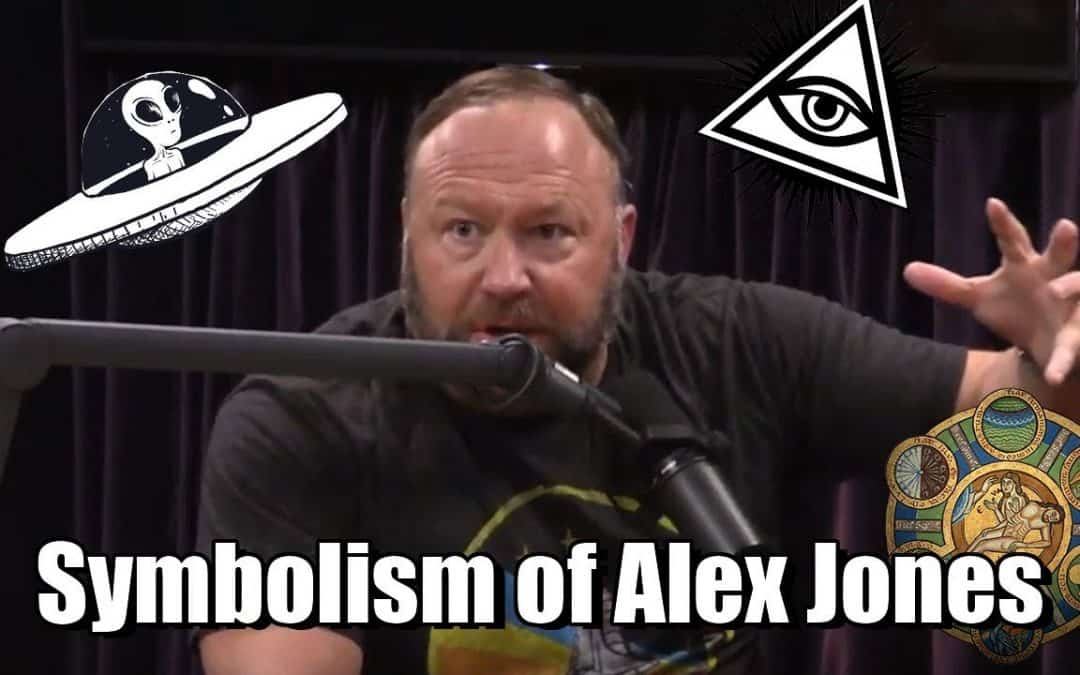 The Symbolism of Conspiracy Theory | Alex Jones on Joe Rogan