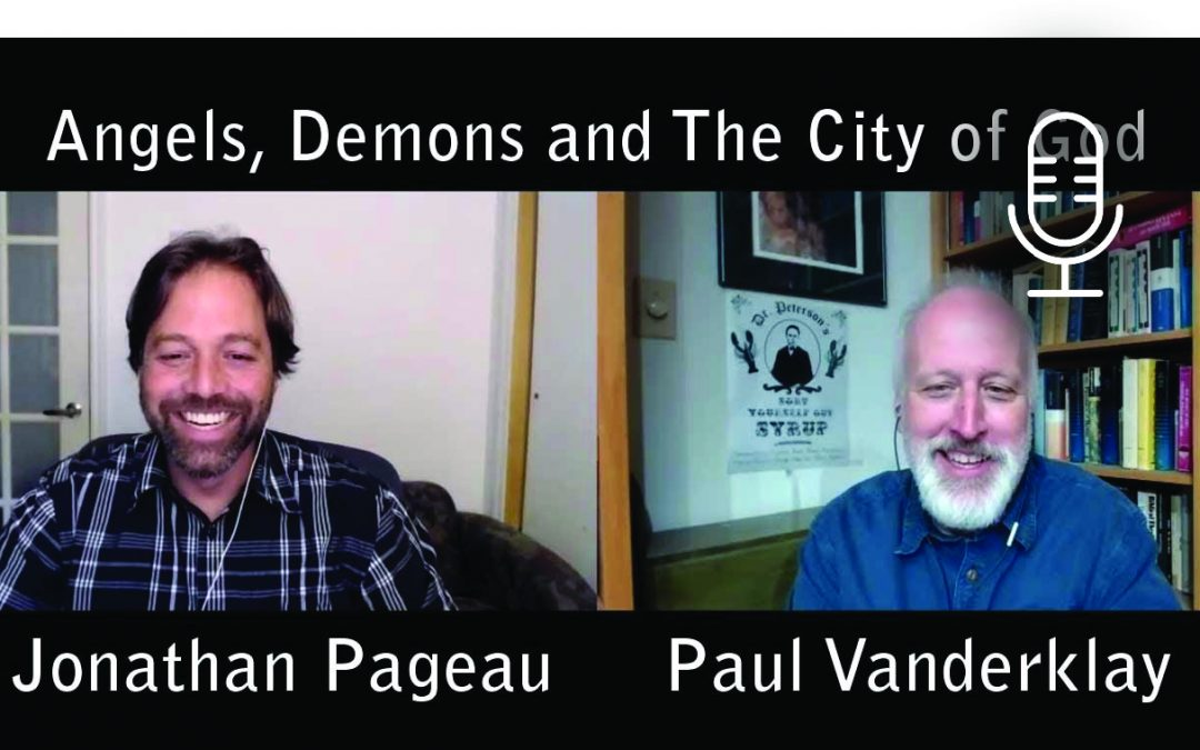 Paul Vander Klay – Angels, Demons and the City of God