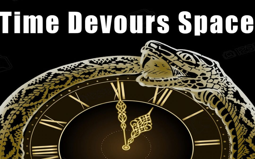 Time is Speeding Up – Devouring Space