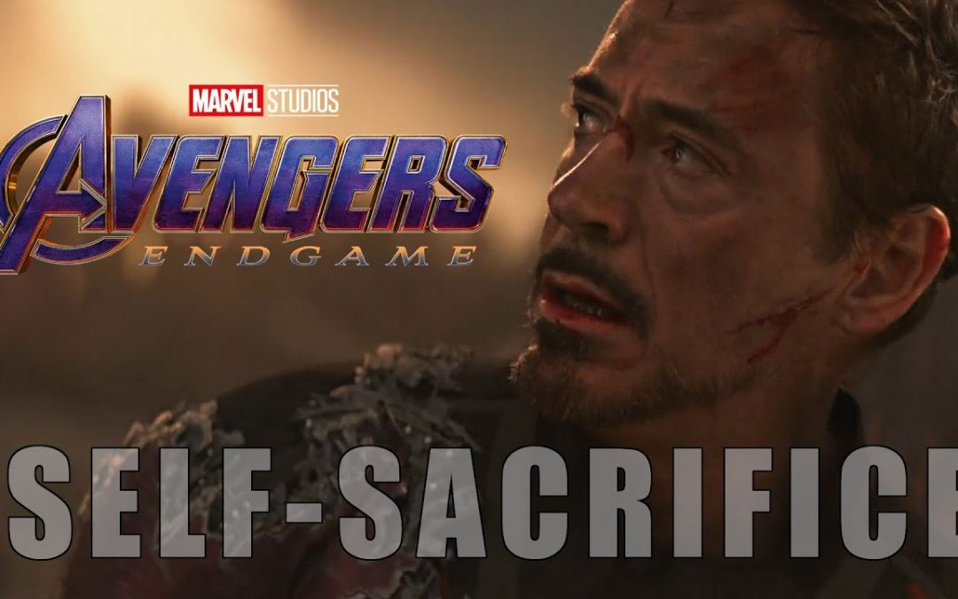 Self-Sacrifice in Avengers Endgame