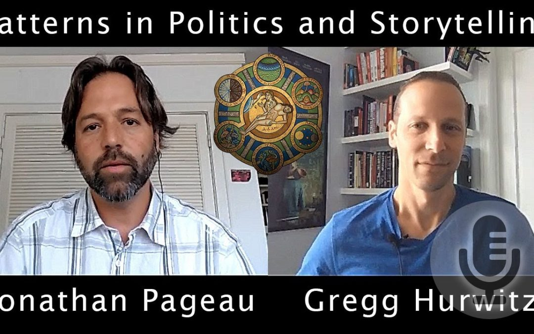Gregg Hurwitz – Patterns in Politics and Storytelling