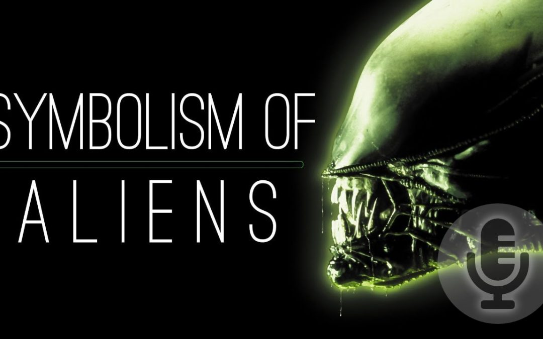 The Symbolism of Aliens