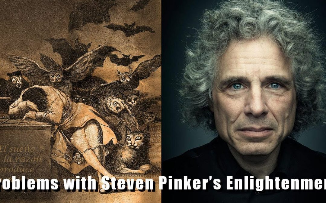 Problems with Steven Pinker's Enlightenment Narrative