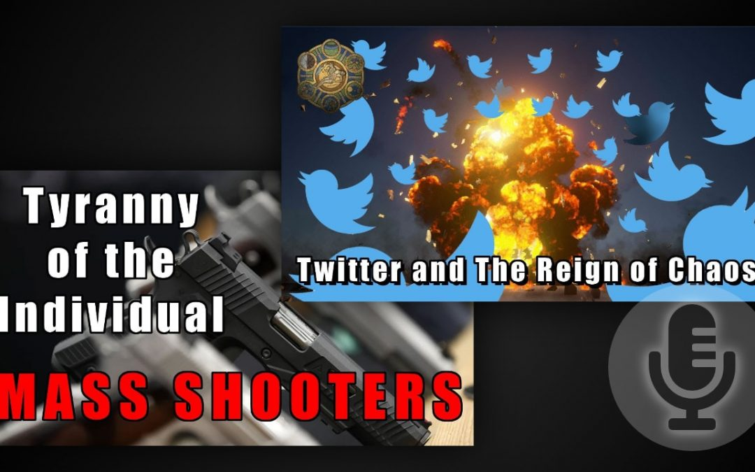 Twitter and Mass Shooters