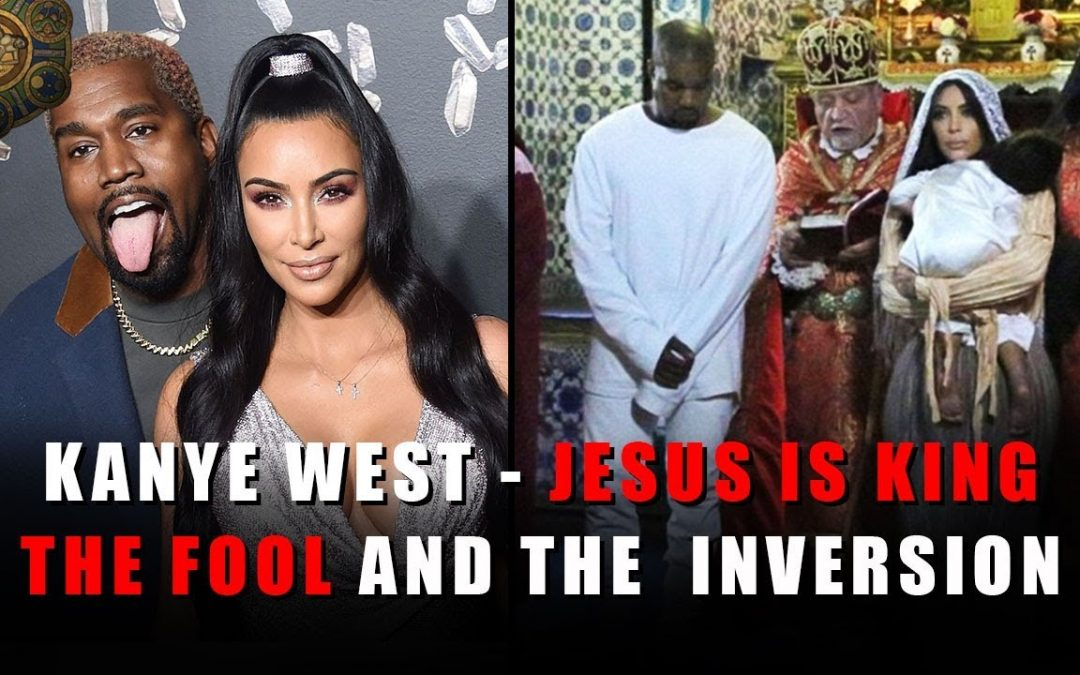 Kanye West – Jesus is King | The Fool and the Inversion