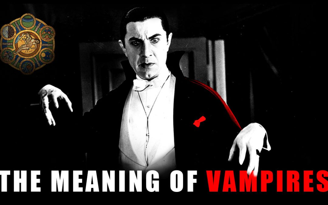 Advance view for my video on Vampires
