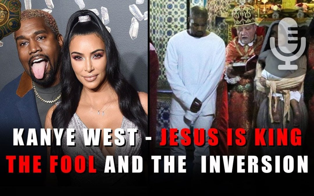Kanye West – The Fool and the Inversion