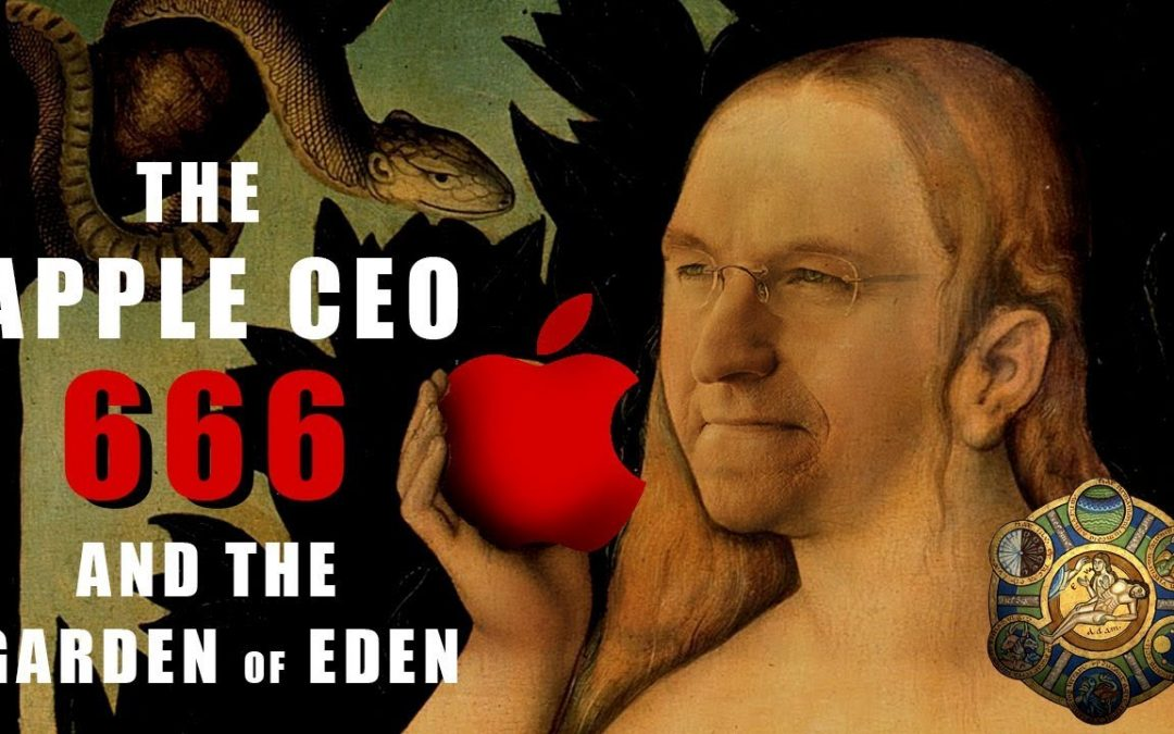 The Apple CEO, 666, and The Garden of Eden