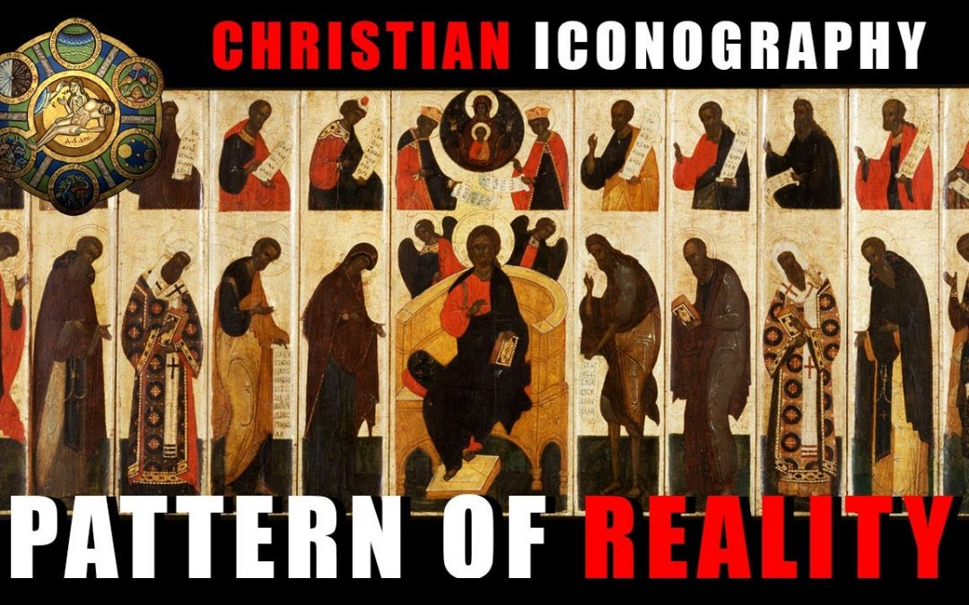 Christian Iconography Shows Us the Pattern of Reality | St-Tikhon's Seminary Talk