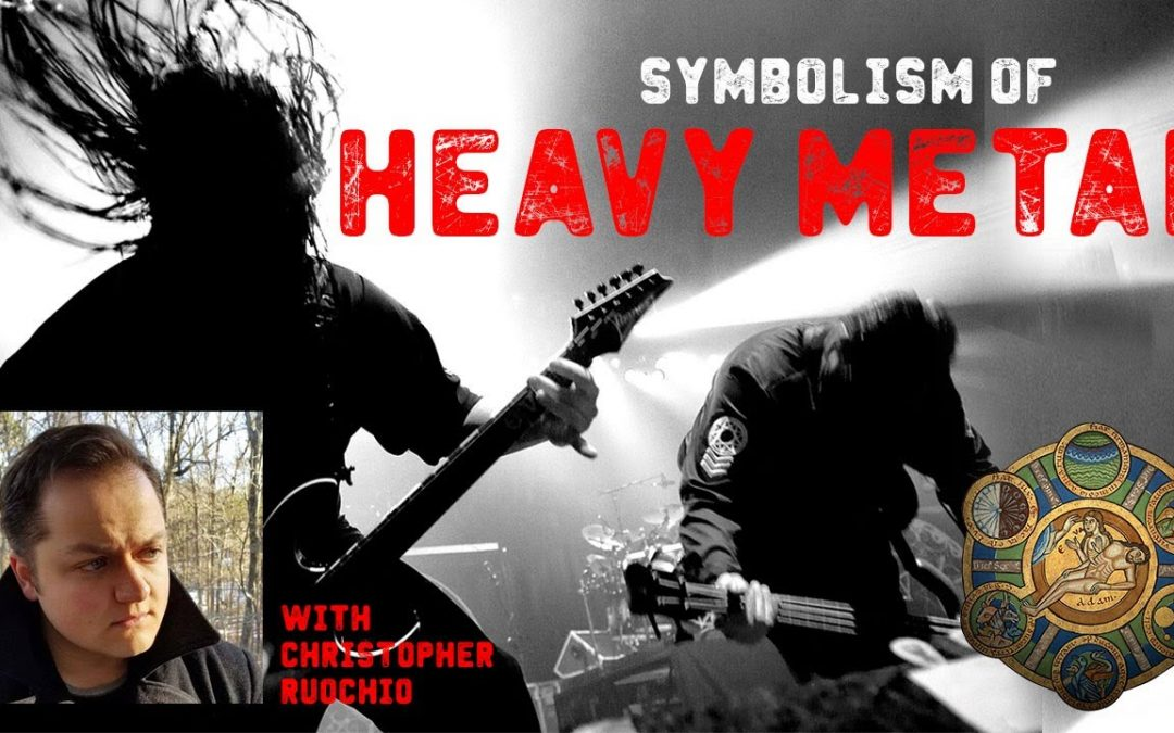 The Symbolism of Heavy Metal | with Christopher Ruocchio