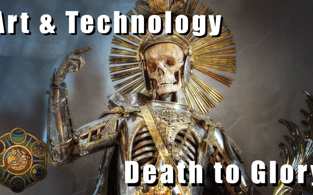 Art and Technology: From Death to Glory | Boston Talk pt.1