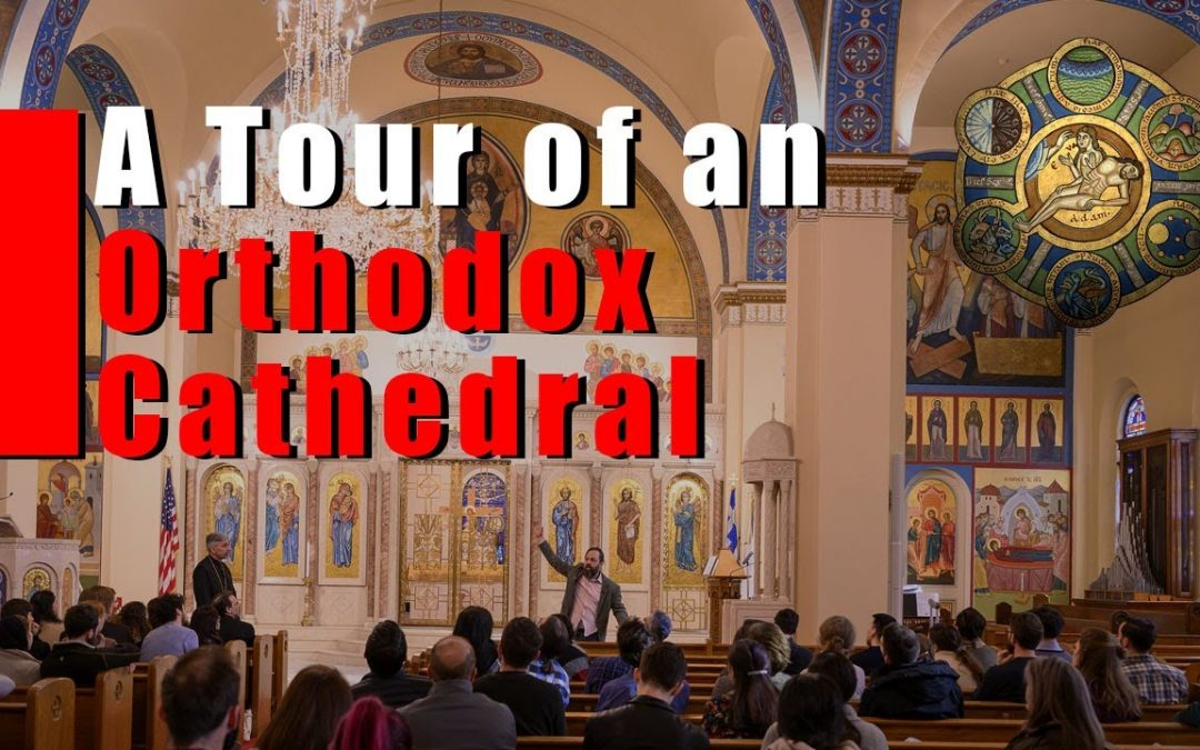 A Tour of an Orthodox Cathedral | Boston Talk pt.2