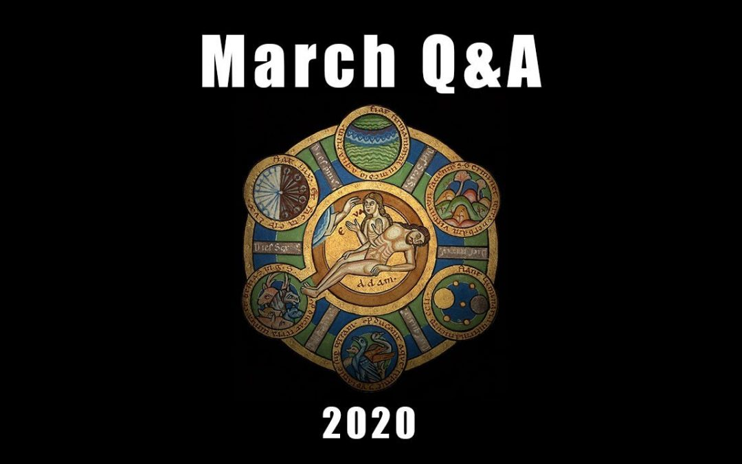 March 2020 Q&A