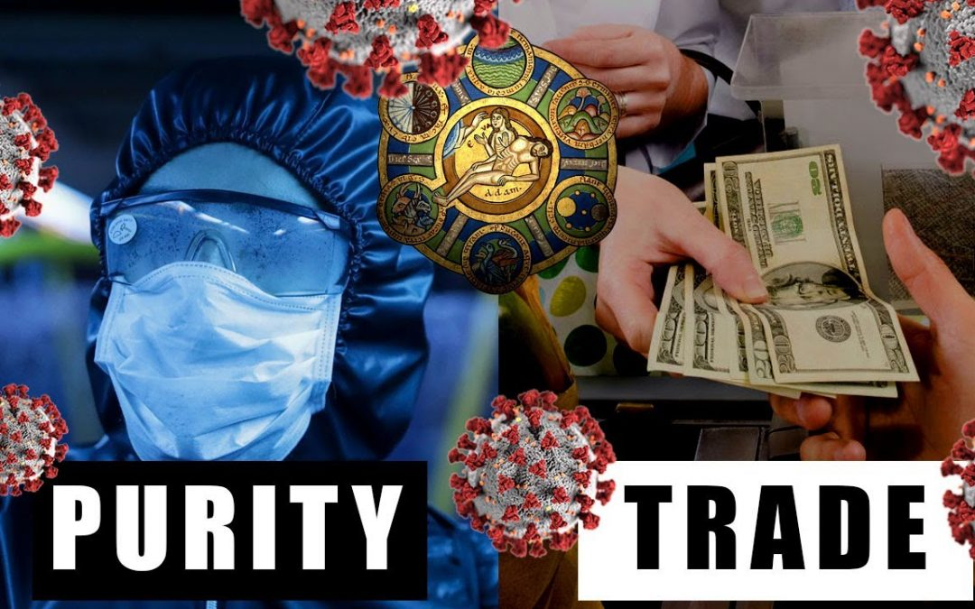 Mediating Purity and Trade in a Pandemic