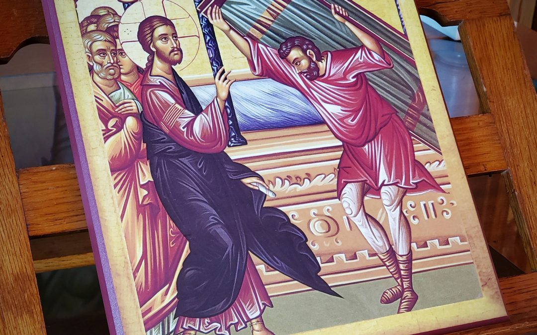 I Went to Church Today – Sunday of the Paralytic – The Fourth Sunday of Pascha (IWTCT-7 May 10,2020)