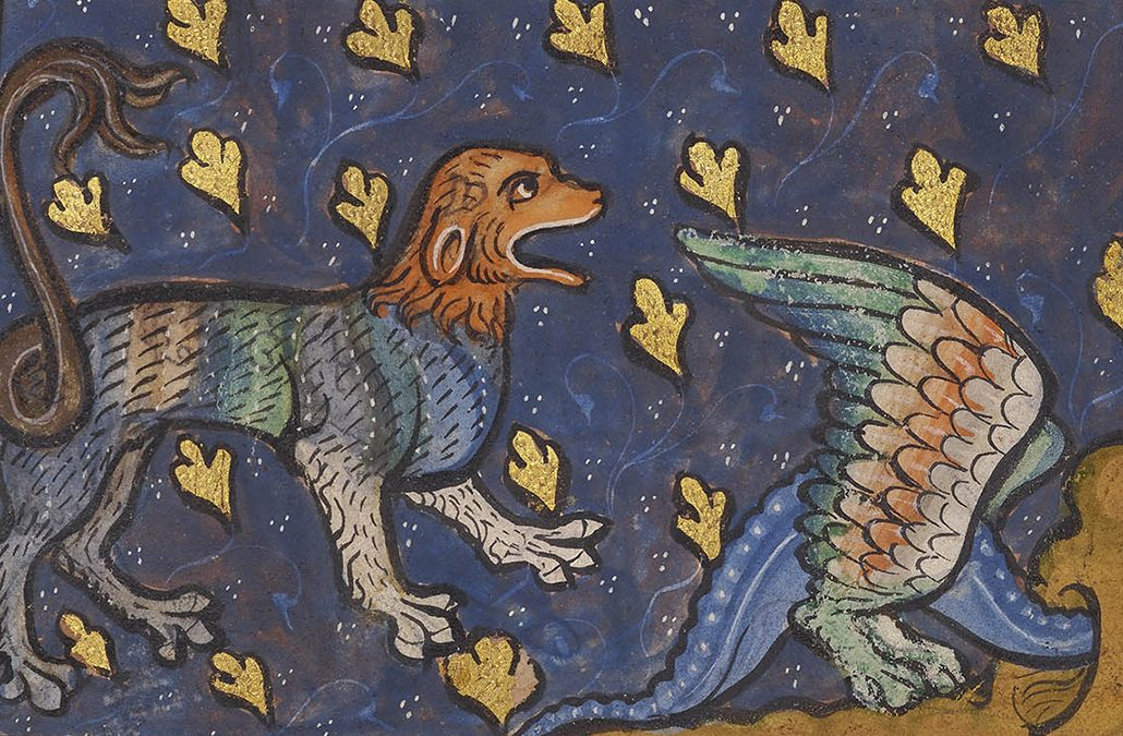 On the Bestiary and its Symbolism: An Introduction, Pt. I