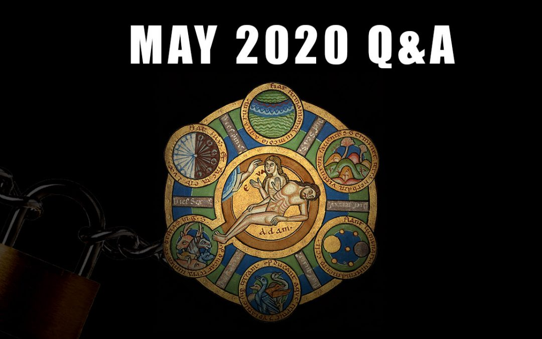 May Q&A advance questions