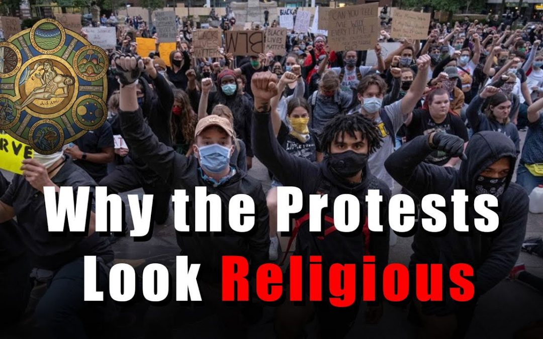 Why The Protests Look so Religious