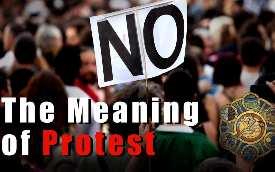 The Meaning of Protest