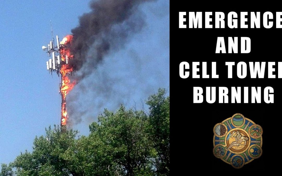 Emergence and Cell Tower Burning – With JP Marceau