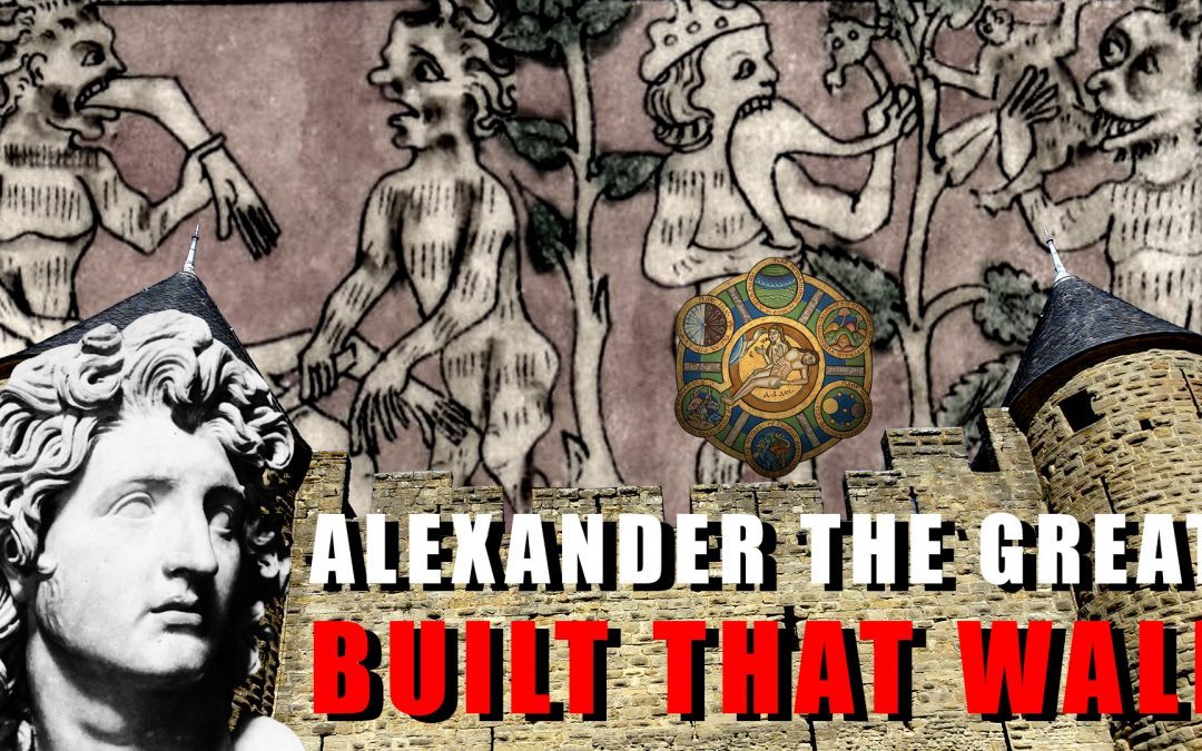 Alexander Built That Wall – July Patron Video