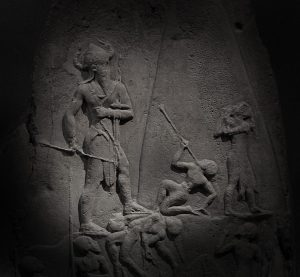 Victory Stele of Naram Sin