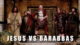 Jesus vs Barrabas
