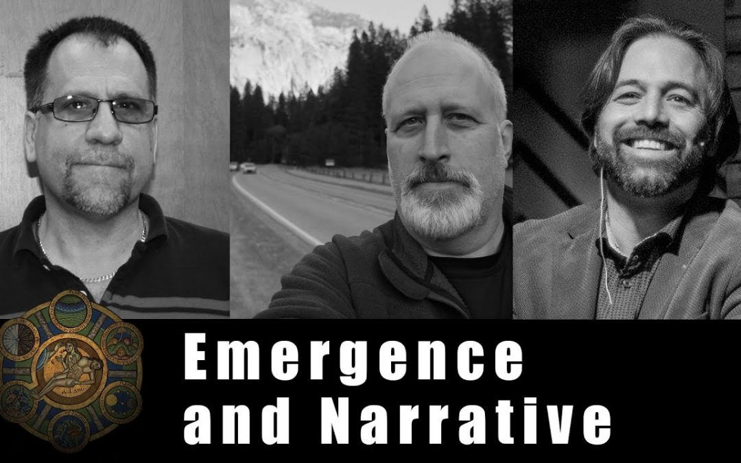 Emergence and Narrative – Vervaeke, Vanderklay, Pageau