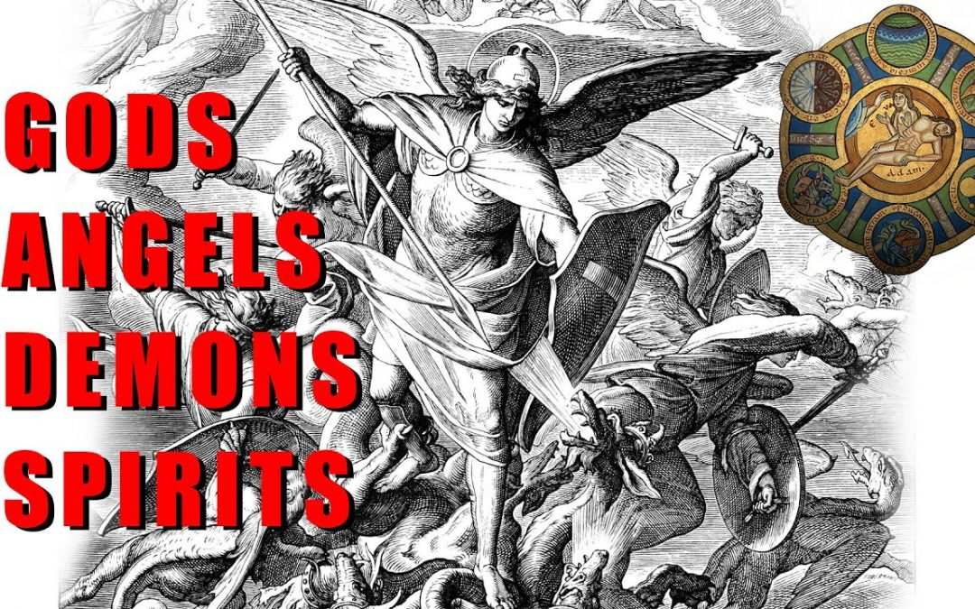 Gods, Angels and Demons – With Fr. Andrew Damick and Fr. Stephen De Young