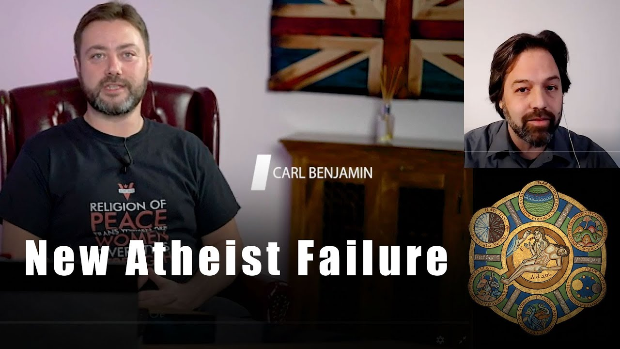 Sargon of Akkad and Jonathan Pageau – New Atheist Failure
