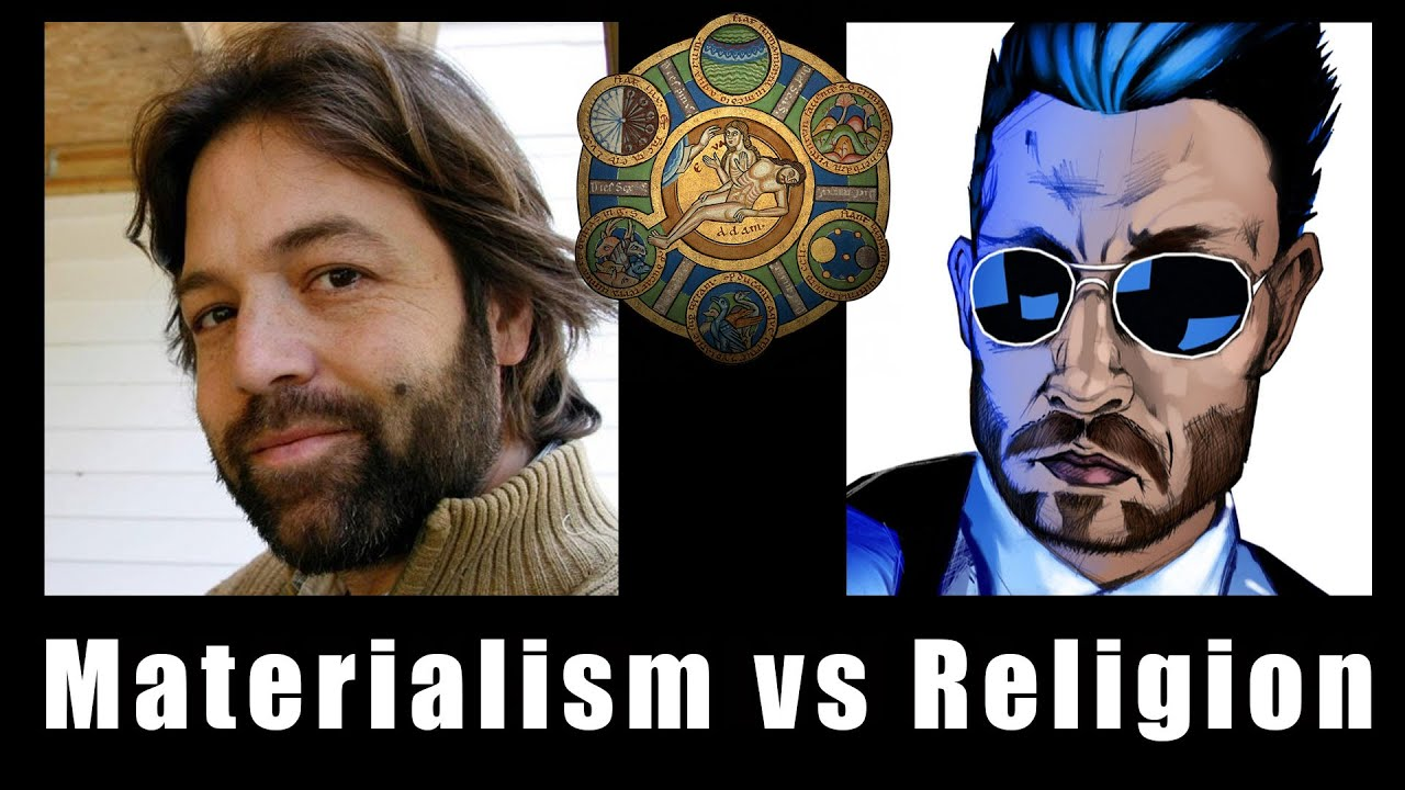 Religion and Materialism – Adam Friended vs Jonathan Pageau