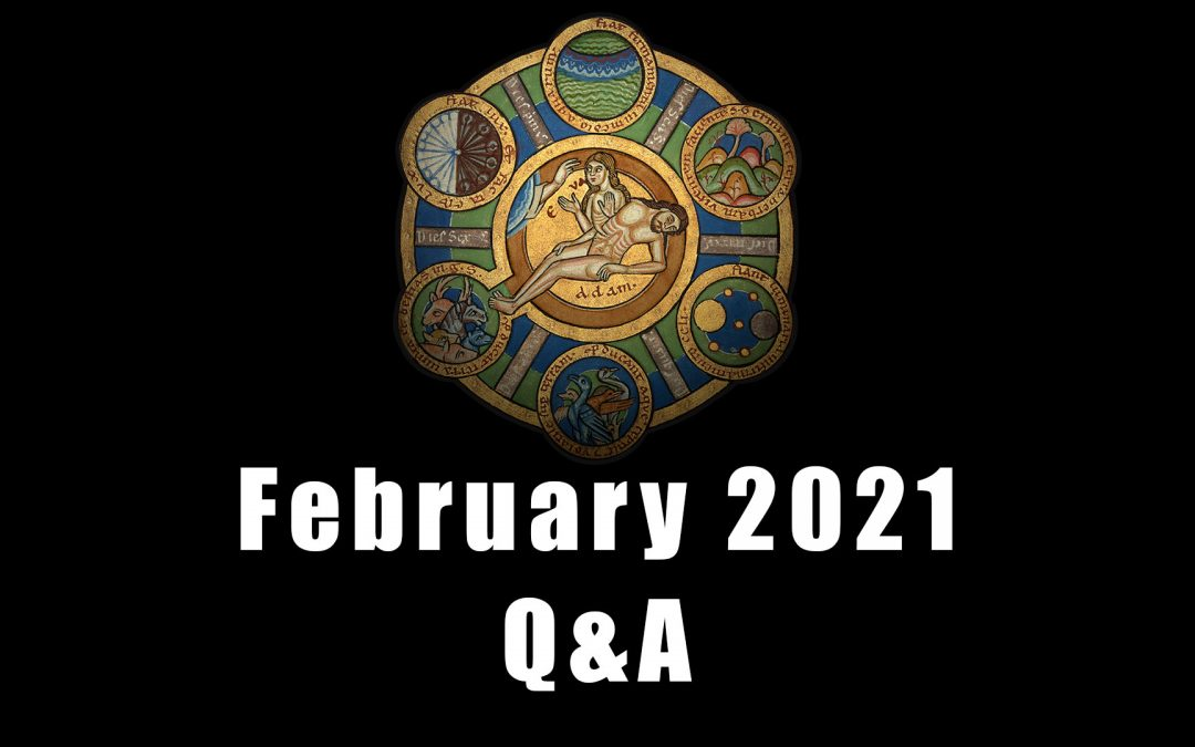 Advance Questions for February Q&A