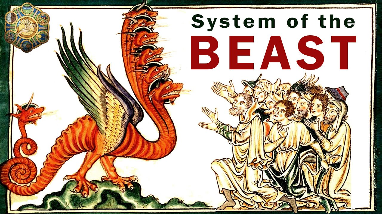 Symbolism of the Beasts in The Book of Revelation