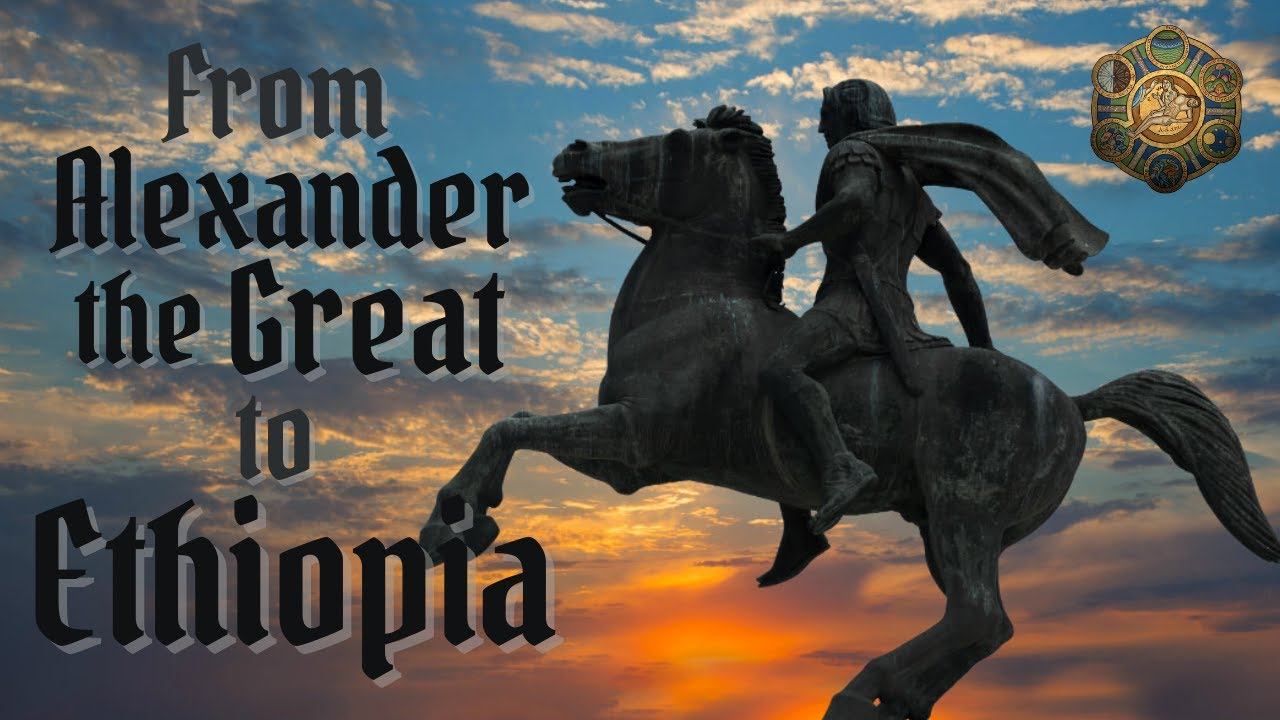 Universal History: From Alexander the Great to Ethiopia | with Richard Rohlin