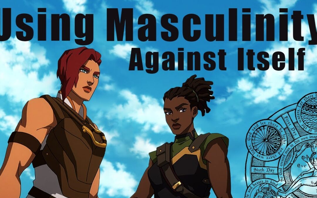 August Patron Video – He-Man and Using Masculinity Against Itself