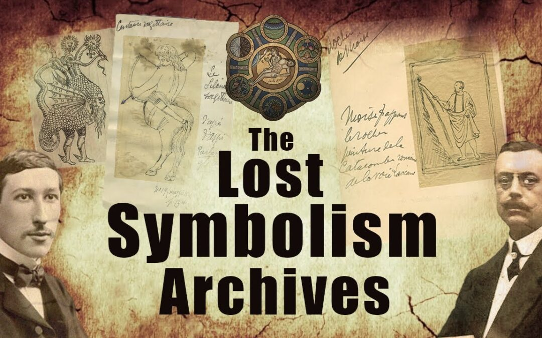 The Lost Symbolism Archives | with Gauthier Pierozak